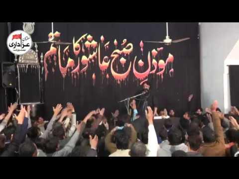 Zakir Shokat Raza Shokat | Majlis 2 Rabi Awal 2017 | Jalsa Zakir Syed Imran Haider Kazmi