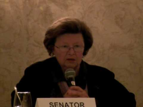 Sen. Barbara Mikulski Discusses the Employee Free Choice Act