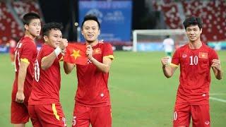 [SEA Games 28] U23 Vietnam 5-0 U23 Indonesia (15/06/2015)