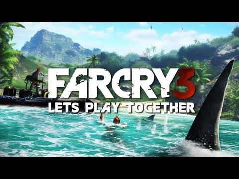 FAR CRY 3 COOP #001 - Drei Urlauber in den Tropen [HD+] | Let's Play Together Far Cry 3