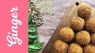 Barley & Pesto Arancini | ARANCINI
