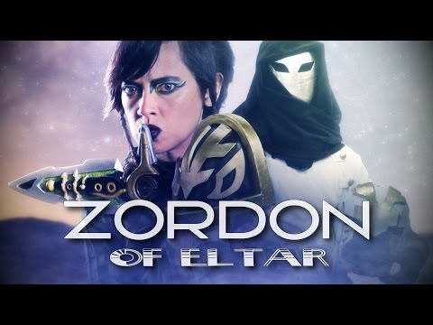 ZORDON OF ELTAR | Power Rangers Reboot Prequel Fan Film