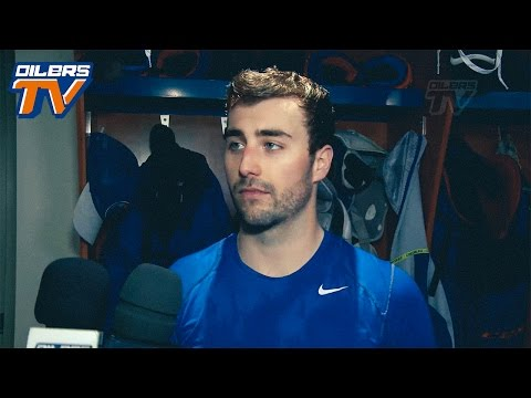 Oilers TV (Jordan Eberle Post-Game Interview) April 6, 2016