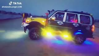 Yese kare Scorpio  modified