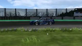 rFactor - Nissan 18sx Practice