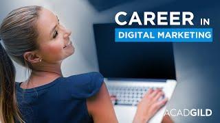 Digital Marketing Career 2017 | Digital Marketing Salaries 2017 | Introduction to Digital Marketing