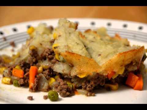 Cooking Light Sheperds Pie Recipe