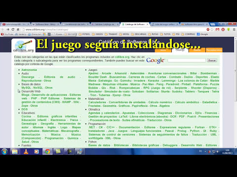 Descarga Programas Gratis (Software libre GNU)