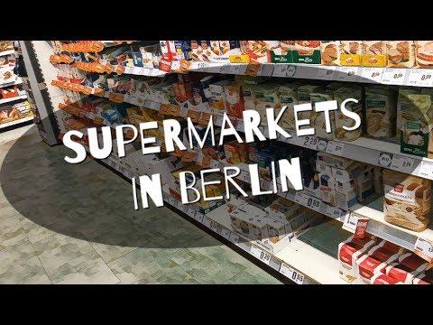 Супермаркеты в Берлине! Что можно купить в Берлине?