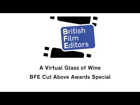 BFE Cut Above Awards 2020 - Best Edited Series - Documentary/Non-Fiction Nominees panel