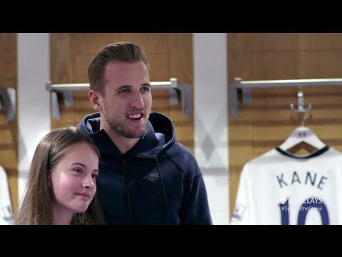 Barclays | Spirit of the Game | Harry Kane's Premier League Memories