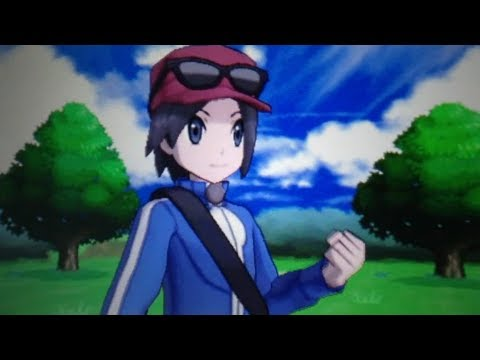 Pokemon X and Y Demo Gameplay!