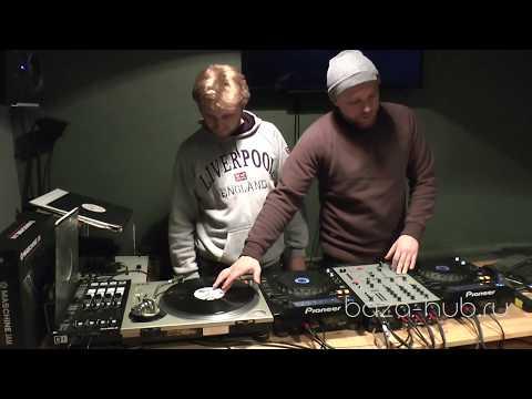 Занятия по классическому диджеингу в Hub (Vinyl). DJ KSKY
