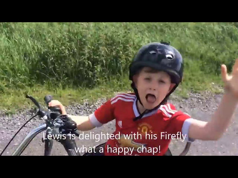 Firefly wheelchair attachment customer experience