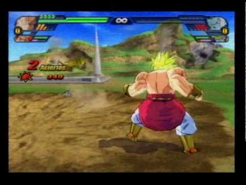Dragon Ball Budokai Tenkaichi 3 - 5 VS 5 Strongest bots (O)