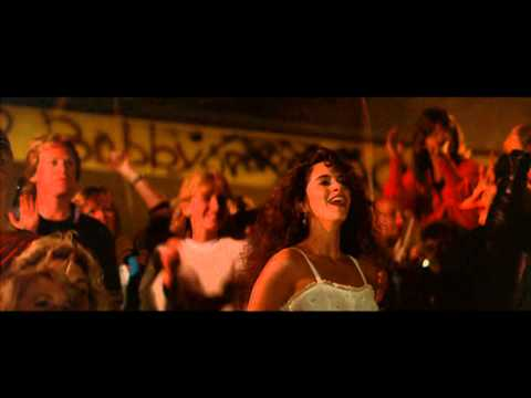 The lost boys - I still believe scene