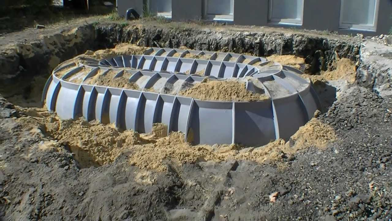 Underground Water Tank Real Costs Behind Them - YouTube