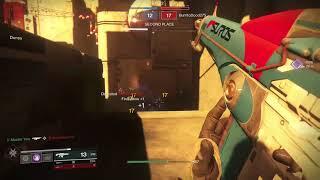 Destiny 2 Master Vos   Ghost