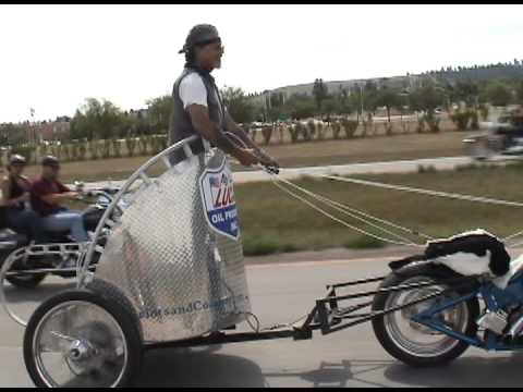 The Motorcycle Chariot Is The Most Badass Vehicle