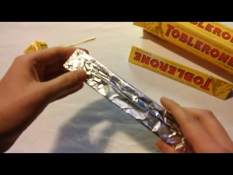 TOBLERONE Swiss Chocolate!!