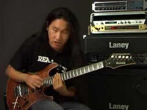 Herman Li TG Guitar Lesson