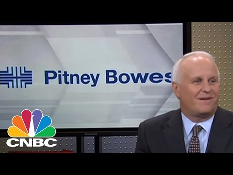 Pitney Bowes CEO Marc Lautenbach   Mad Money   CNBC - YouTube