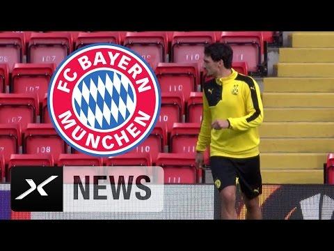 Mats Hummels zurück nach München? FC Bayern München macht Angebot | Borussia Dortmund