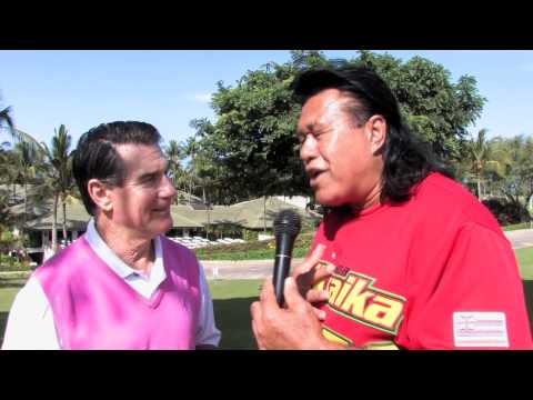 Steve Garvey Interview Shane Victorino Foundation Golf Classic - Na Koa Ikaika in the Community