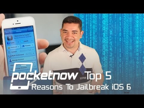 Top 5 Reasons To Jailbreak iOS 6 Music Videos