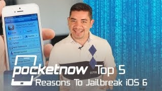 Top 5 Reasons To Jailbreak iOS 6