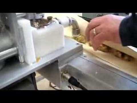 turnover pastry machine