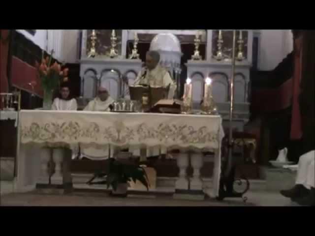 Filmato Giovedì Santo 2015 Santa Messa