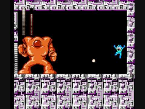 Mega Man 3 - Skull Castle Stage 2 Perfect Run