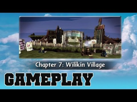COTV - SKYLANDERS GIANTS Wilikin Village Gameplay Commentary 07