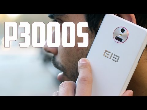Elephone P3000S, Review en espa�ol
