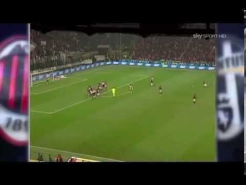 2006  Milan vs Juventus 3-1