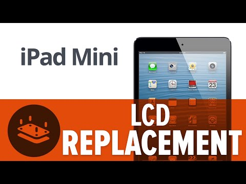How To: Replace the LCD on your iPad Mini GSM