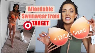 Why am I crying rn?! SWIMWEAR HAUL and Try on 2018 - Target + DD Options! | Toria Serviss
