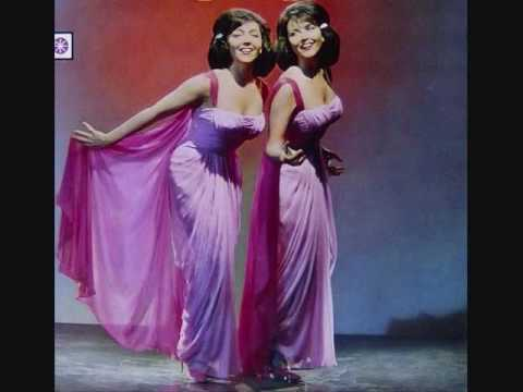 The Barry Sisters - I Must Be Dreaming (1964)