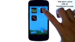 Out Of Milk - App Review - The Best Grocery List App Available