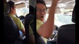 Tài xế Grab chửi khách ngu khi lên xe không chào tx lên tiếng sau sự việc