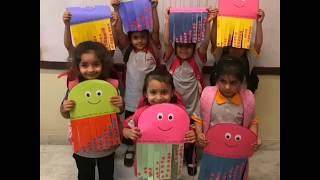 Sneak peak into the preschool learning