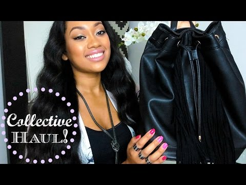 Collective Haul: Beauty and Fashion + Things...
