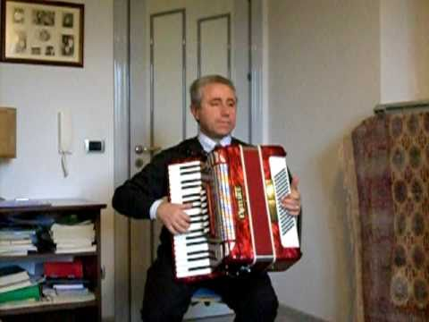 LAMBADA - LLORANDO SE FUE - Accordion Music Acordeon Accordeon Akkordeon Akordeon