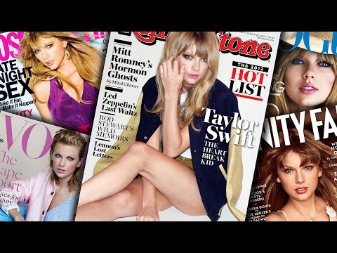 10 Unforgettable Taylor Swift Magazine Covers