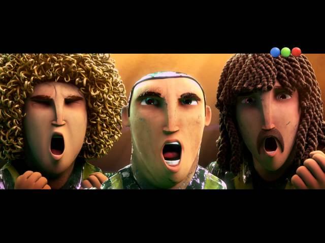Metegol - Full trailer - La nueva película de Campanella