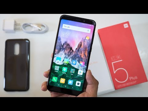 Redmi 5 Plus Unboxing! First Redmi with 18:9 Display!