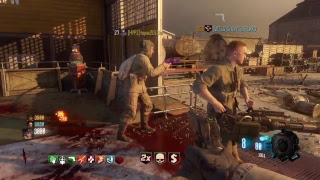 Chilling on some zombies for fun with mates -MessAbout