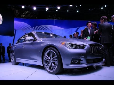 2014 Infiniti Q50 -- 2013 Detroit Auto Show -- Edmunds.com