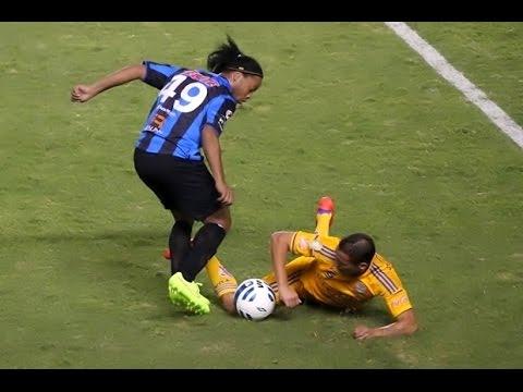 Ronaldinho 2015 ● The Magician - Skills,Goals, Assists |HD